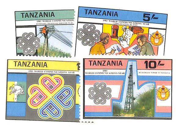 1983 Tanzania