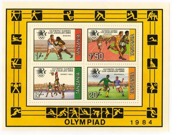 1984 Tanzania