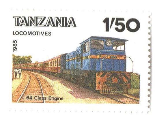 1985 Tanzania