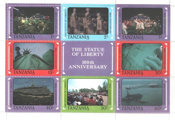 1988 Tanzania