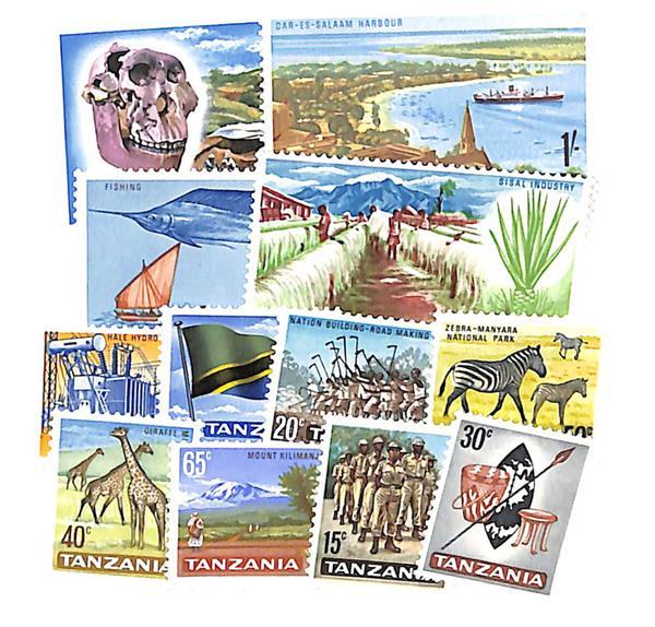 1965 Tanzania