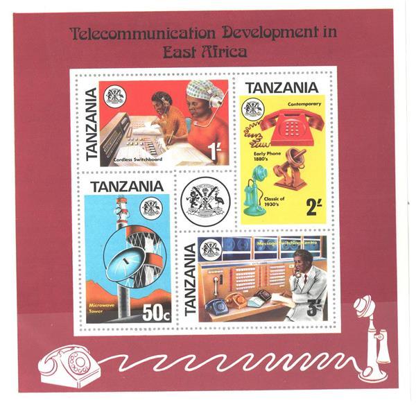 1976 Tanzania