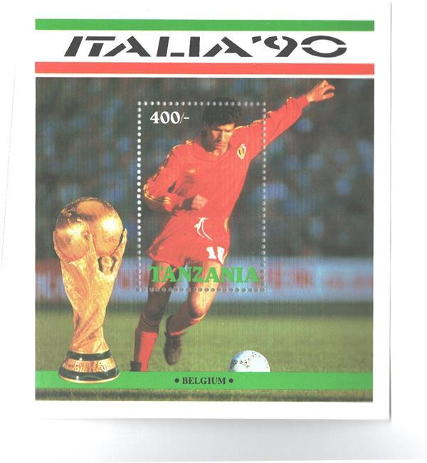 1990 Tanzania