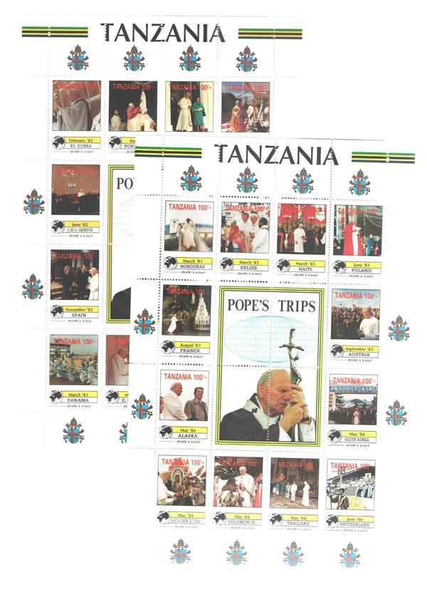 1992 Tanzania