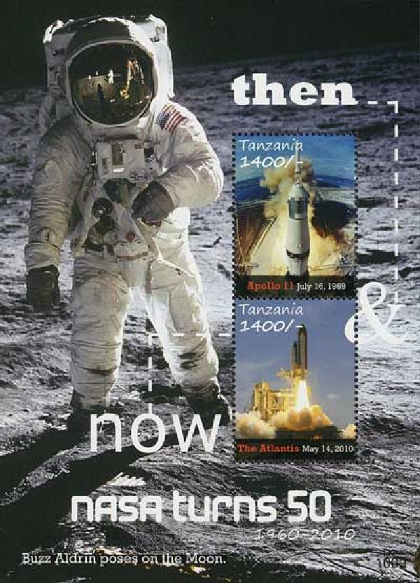 2010 Tanzania - NASA Turns 50