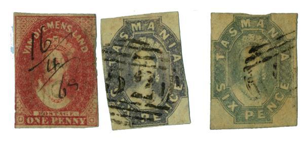 1863-67 Tasmania