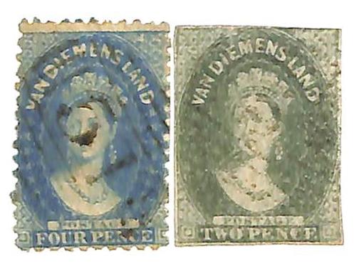 1857-60 Tasmania