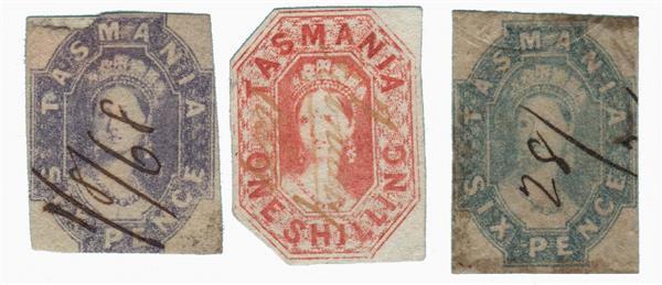 1858-67 Tasmania