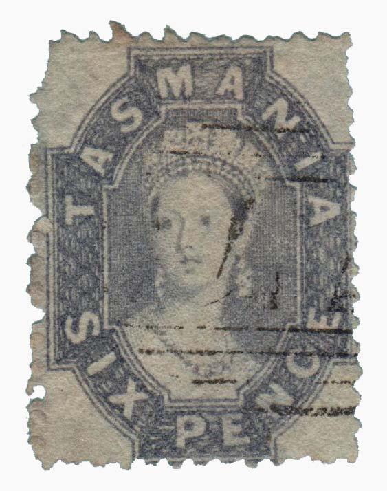 1864 Tasmania
