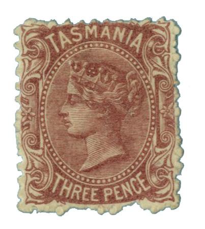 1880 Tasmania