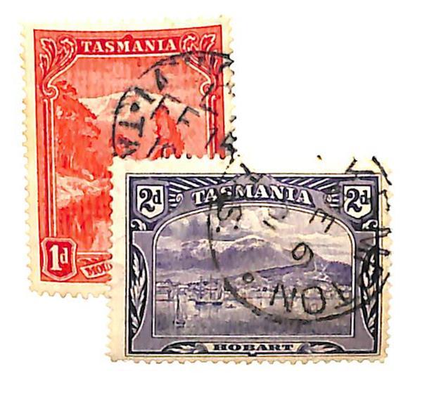 1899-1900 Tasmania