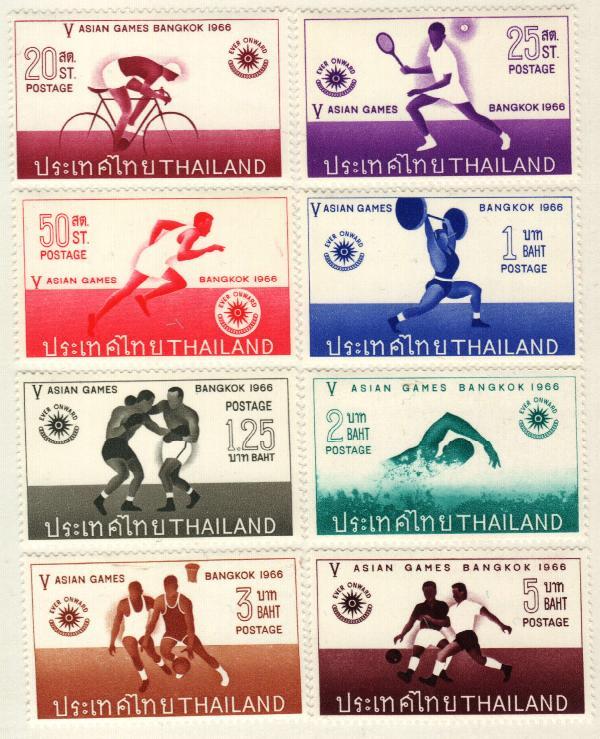 1966 Thailand
