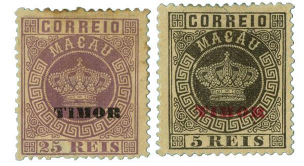 1885 Timor