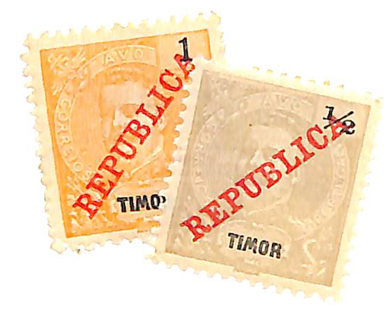 1911 Timor