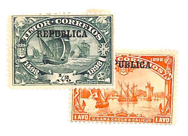 1913 Timor