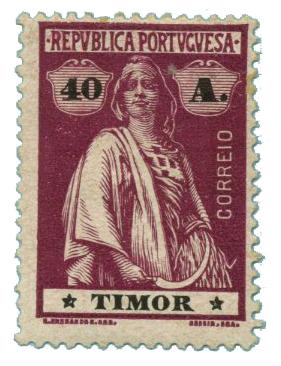 1914 Timor