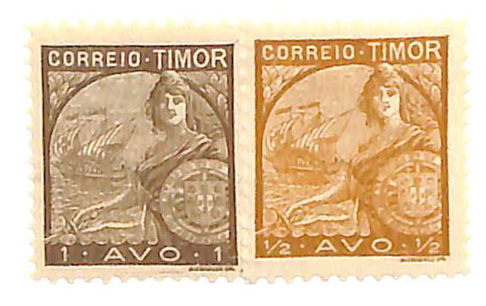 1935 Timor