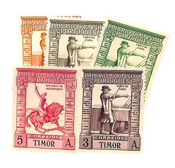 1938 Timor