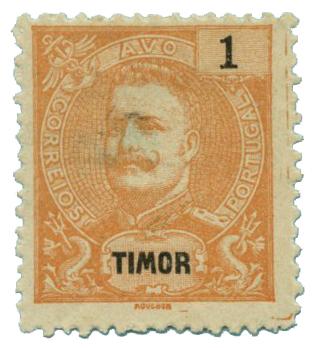 1898 Timor