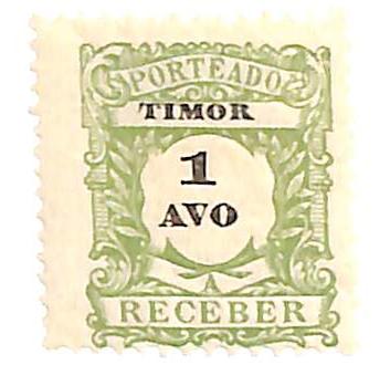 1904 Timor