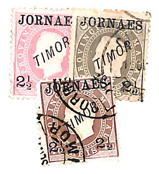 1892 Timor