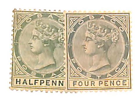 1885-86 Tobago