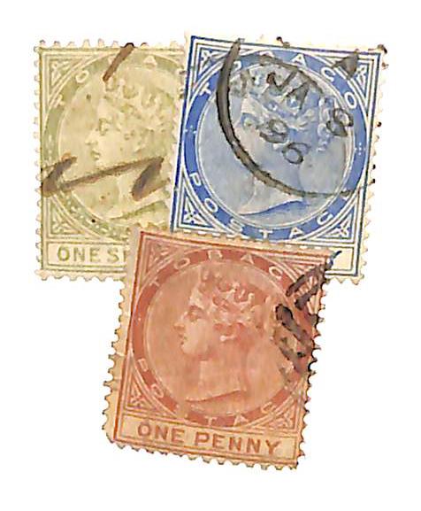 1882-94 Tobago