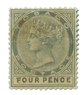 1885 Tobago