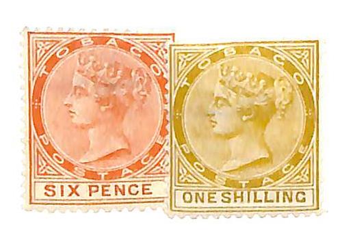 1886-94 Tobago