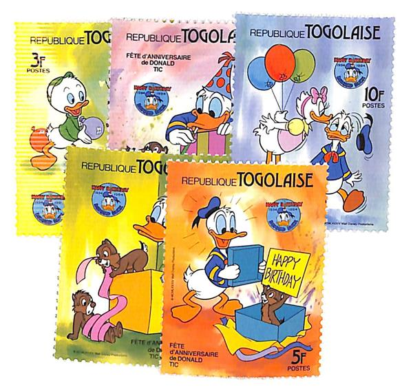 1984 Togo