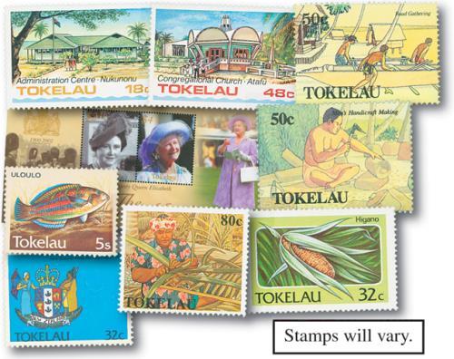 Tokelau Islands, 25v