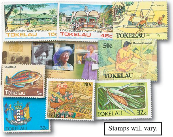 Tokelau Islands, 50v
