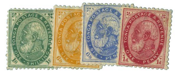 1886-92 Tonga