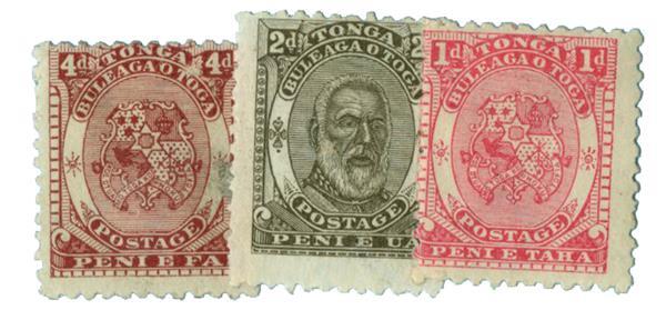 1892 Tonga