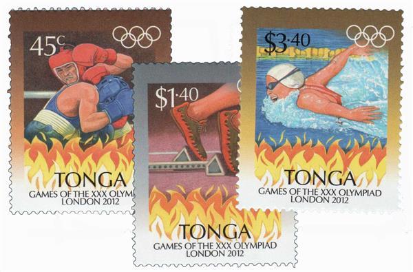 2012 Tonga
