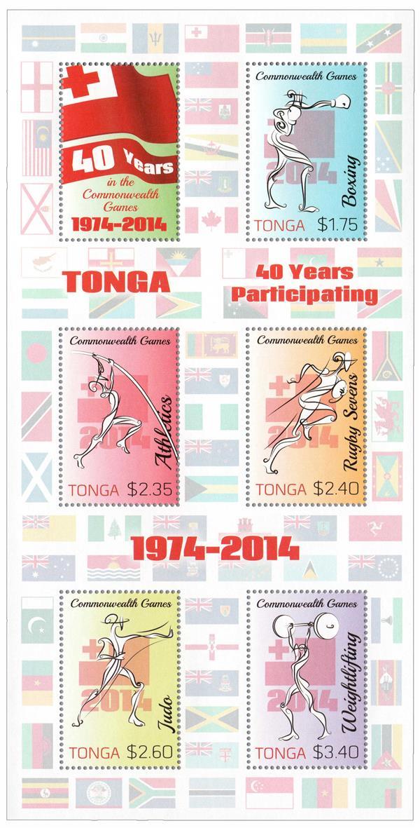 2014 Tonga
