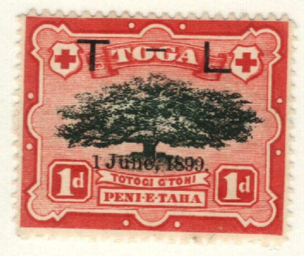 1899 Tonga
