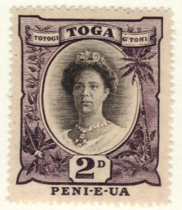1920-35 Tonga