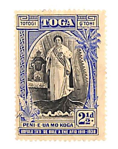 1938 Tonga