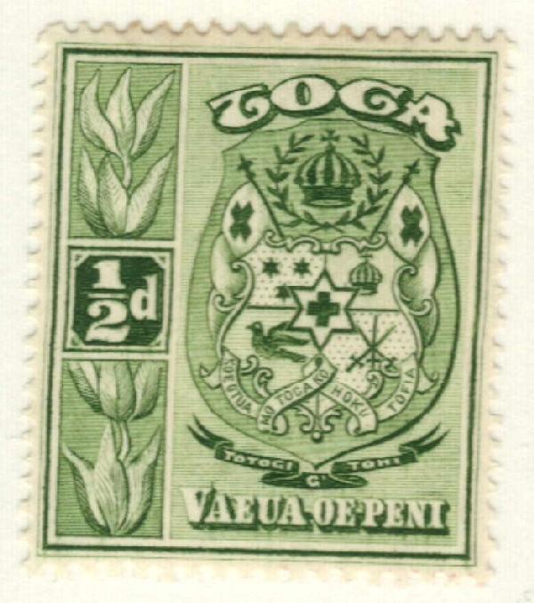 1942 Tonga