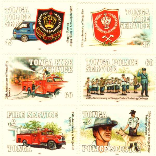 1993 Tonga