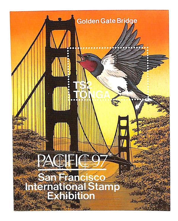 1997 Tonga