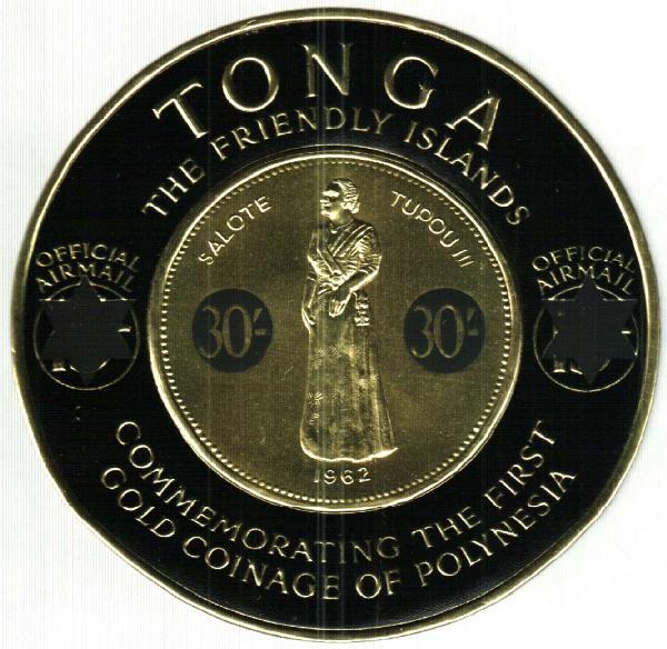1965 Tonga