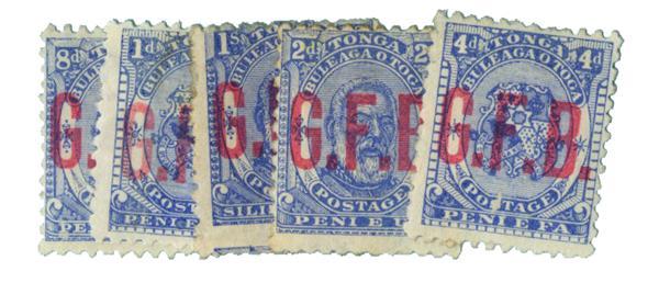 1893 Tonga