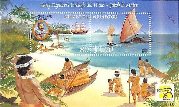 1999 Tonga-Niuafo'ou