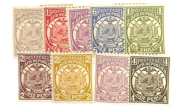 1885-93 Transvaal