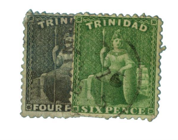 1864-72 Trinidad