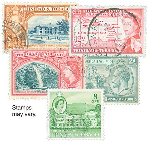 Trinidad and Tobago, 100v