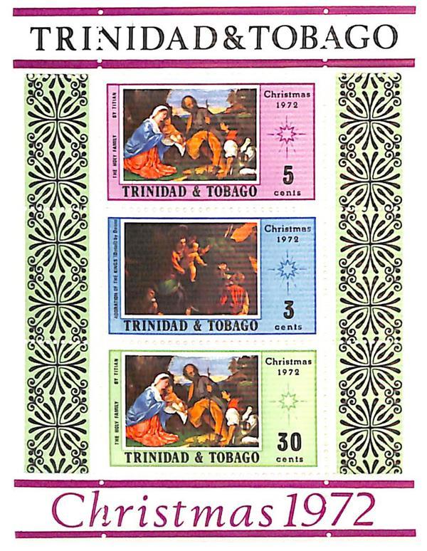 1972 Trinidad & Tobago