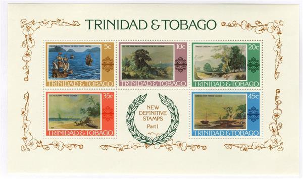 1976 Trinidad & Tobago
